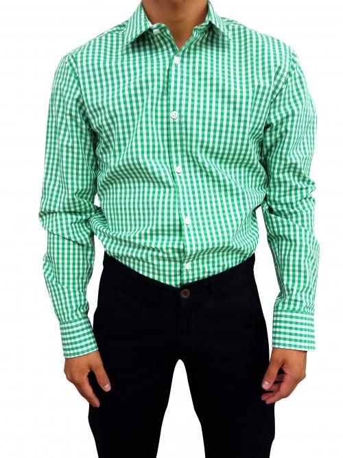 camisa-cuadros-verde